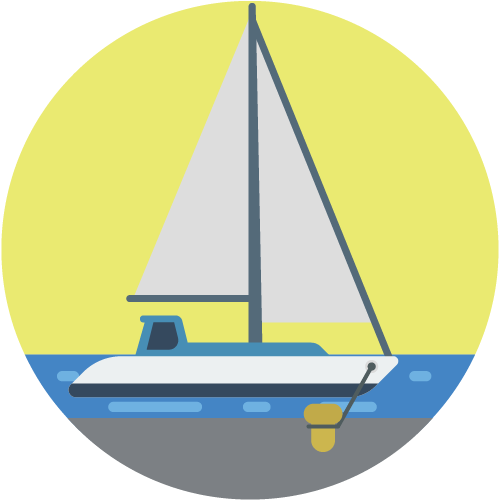 Shelters for Tourist Boats